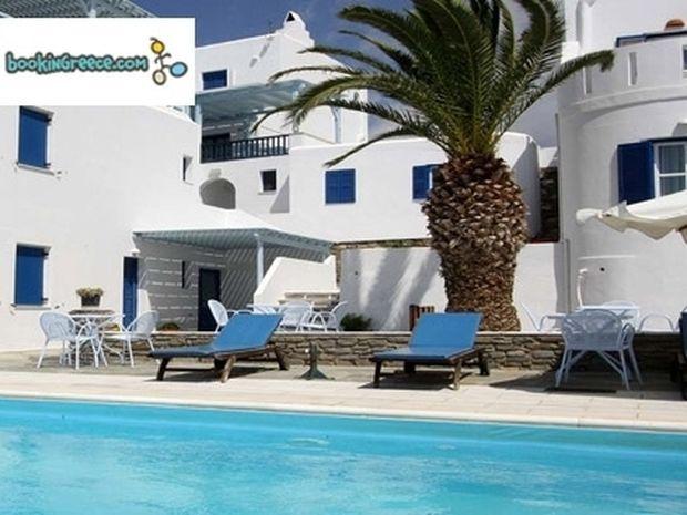 40% έκπτωση για 3 διανυκτερεύσεις στο Pyrgaki Hotel στην Παροικιά της Πάρου!