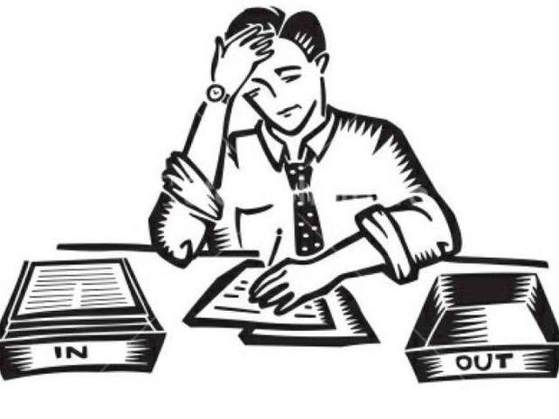 12 τρόποι για να μειώσετε από αύριο το άγχος σας στην δουλειά