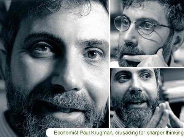 H Eλλάδα θα φύγει από το ευρώ, λέει ο P. Krugman στο BBC