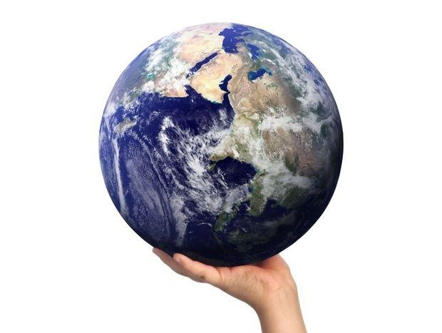 Θεράπευσε τον πλανήτη με την ενέργειά σου