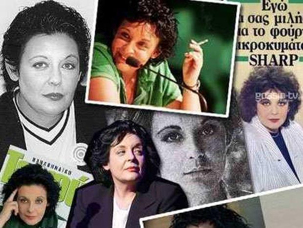 Η σιδηρά κυρία της πολιτικής Λιάνα Κανέλλη