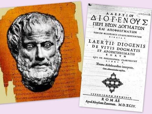Η Διαθήκη του Αριστοτέλη - Μέρος Α΄