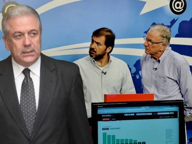 Αβραμόπουλος για όλα στη web-tv του Newsbomb.gr