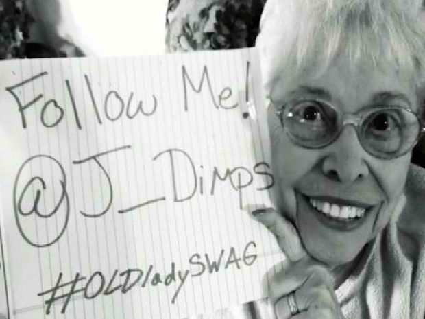 Μια 80χρονη έχει 80.000 followers στο Twitter!