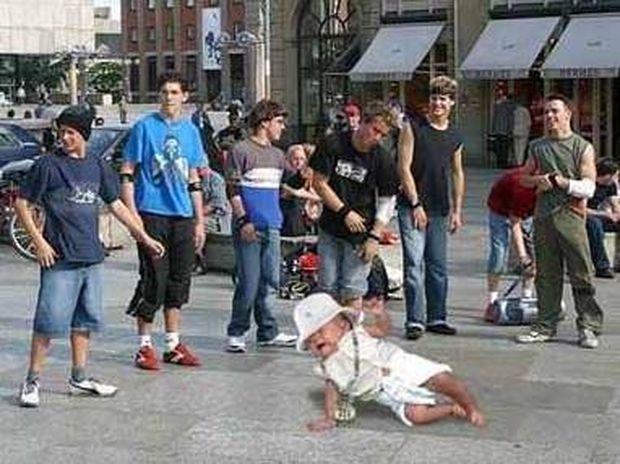 Αστείο Βίντεο: Το καλύτερο breakdance!