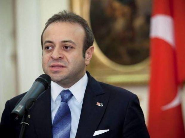 Μπαγίς: Θα κάνουμε τα πάντα για τους Τούρκους της Θράκης