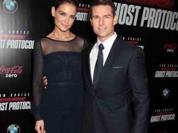 Είδηση-σοκ: Ο Tom Cruise και η Katie Holmes παίρνουν διαζύγιο