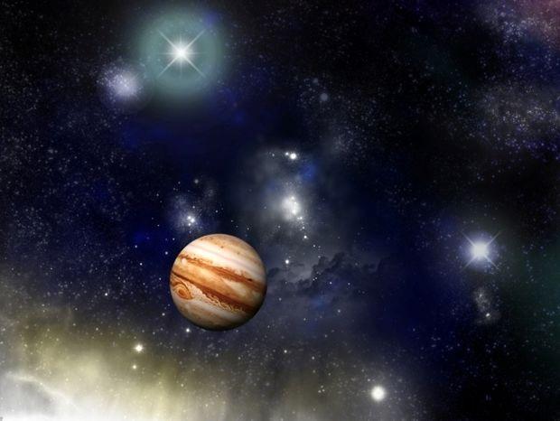 Ο πλανήτης Δίας και τι ρόλο παίζει στη ζωή μας