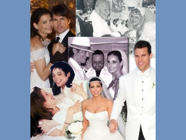 Oι πιο διάσημοι γάμοι από συμφέρον