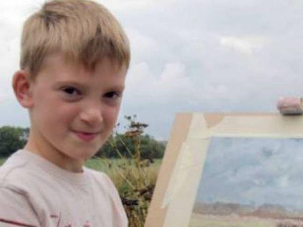 9χρονος έβγαλε σε 15 λεπτά 250.000 δολάρια πουλώντας τους πίνακες του