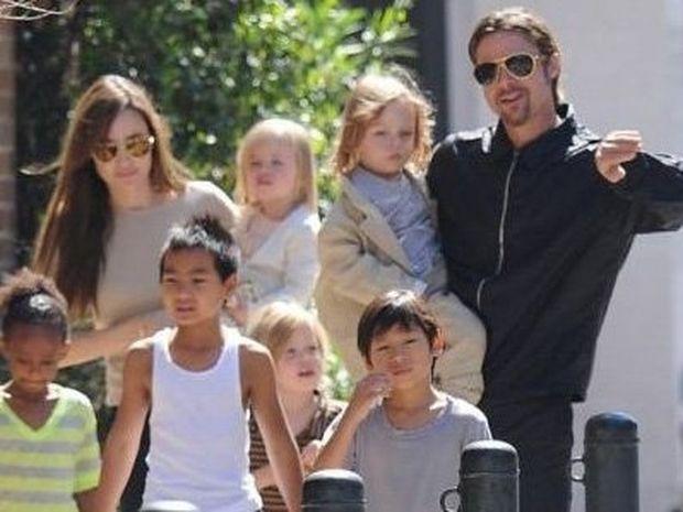Angelina Jolie: Απαγόρευσε στα παιδιά της να ακούνε Rihanna!