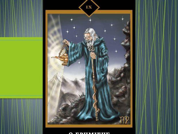 Ο Ερημίτης – Κάρτα Νο 9