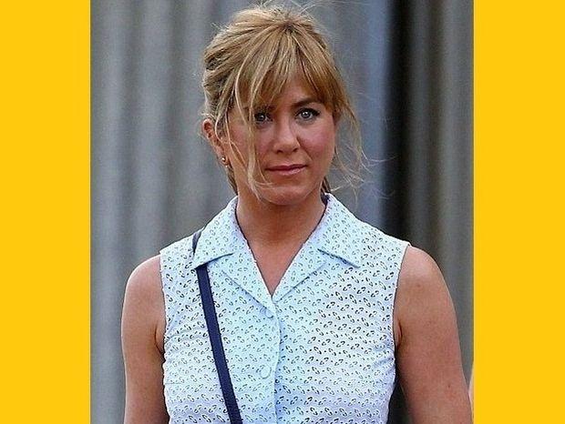 Η Jennifer Aniston είναι μια κακοντυμένη ιερόδουλη