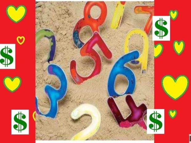 Αριθμολογία - Τα Ερωτικά και τα Οικονομικά του Αυγούστου