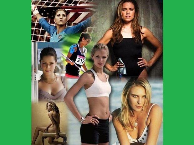 Ολυμπιακοί Αγώνες 2012: Οι εφτά πιο σέξι αθλήτριες που θα δούμε στο Λονδίνο