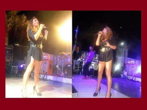 Έλενα Παπαρίζου: «Ξεσήκωσε» την Κύπρο με τις επιτυχίες αλλά και με τη σέξι της εμφάνιση!
