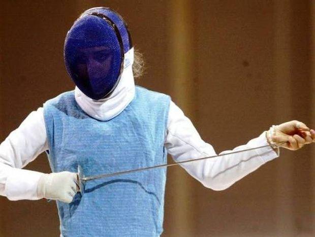 Λονδίνο 2012 - Ξιφασκία: Στους «16» με το σπαθί της η Βουγιούκα