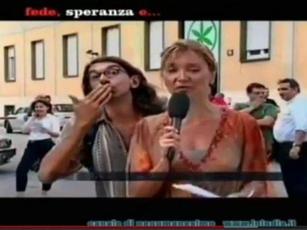 Τηλεοπτικά ατυχήματα... Live (Video)