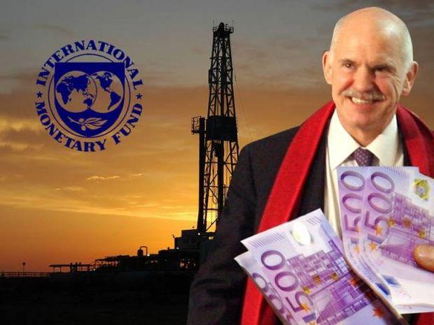 Έκρυψαν το πετρέλαιο για να μας βάλουν στο ΔΝΤ