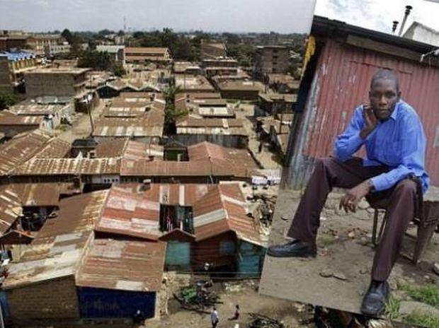 Αυτός είναι ο άπορος αδελφός του Ομπάμα! Δείτε σε τι συνθήκες ζει…
