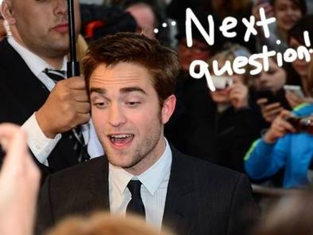 H πρώτη τηλεοπτική συνέντευξη του Robert Pattinson μετά το «σκάνδαλο Stewart»
