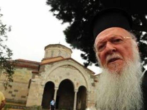 Βαρθολομαίος: Να μην γίνει η Αγ. Σοφία τέμενος