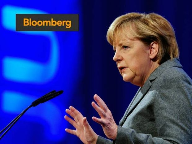 Bloomberg: Χαλάρωση των όρων του μνημονίου σκέφτεται η Μέρκελ