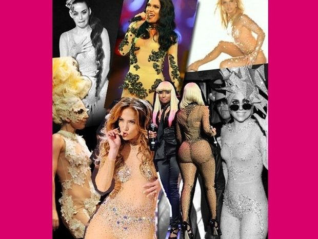Hollywood report: όταν οι διάσημες κυρίες κυκλοφορούν γυμνές