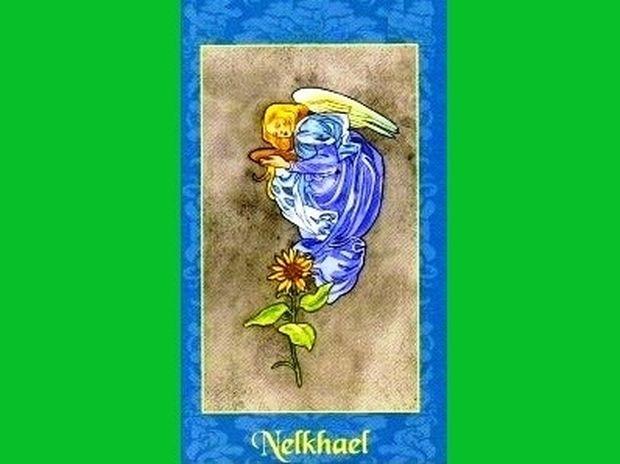 Η Γνώση δίνει δύναμη γι' αυτό ενεργοποιήστε τον Άγγελο Νελκαχήλ
