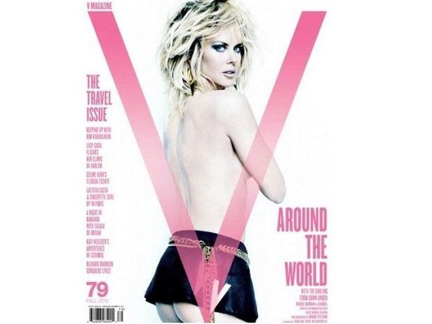 Η Nicole Kidman όπως δεν την έχουμε ξαναδεί