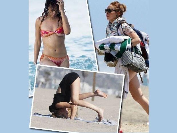 Άτυχες στιγμές στην παραλία: Όταν οι stars γίνονται ρεζίλι