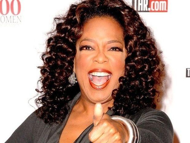 Oprah Winfrey: H θριαμβεύτρια της κορυφής της λίστας του Forbes