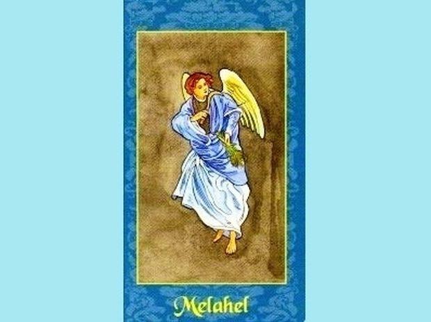 Διώξτε το κακό με τον Άγγελο Μελαχήλ