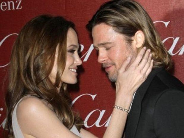 Δεν θα πιστέψετε το γαμήλιο δώρο που έκανε ο Brad Pitt στην Αngelina