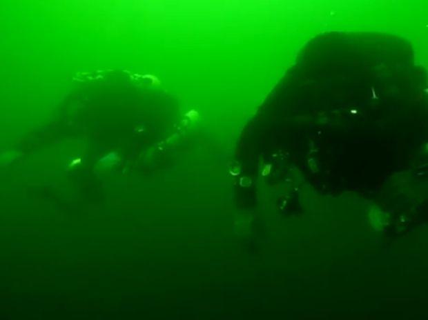 Μυστήριο στον βυθό - Εξωγήινο σκάφος ή μυστικό όπλο των Ναζί;