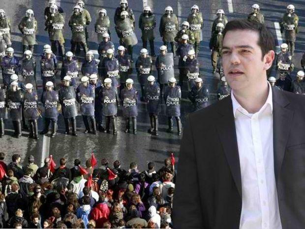 «Αστυνομία» του ΣΥΡΙΖΑ αύριο στη διαδήλωση