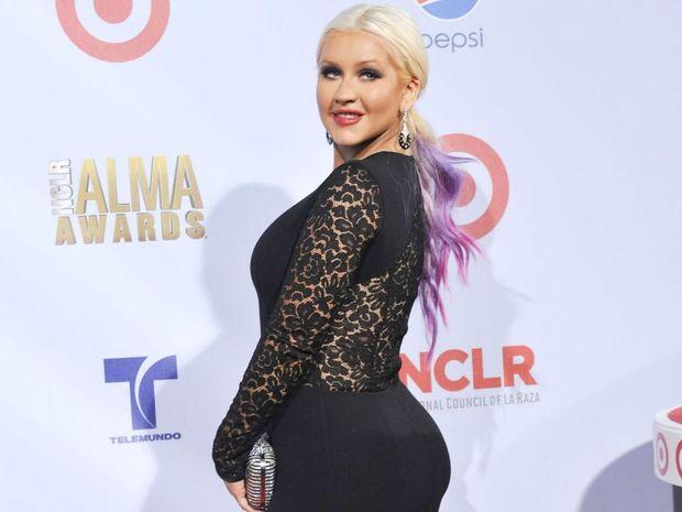 Christina Aguilera: Αυτό είναι το σώμα μου