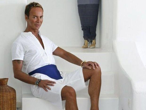 Η στήριξη της Ιταλικής Vogue στον Λάκη Γαβαλά