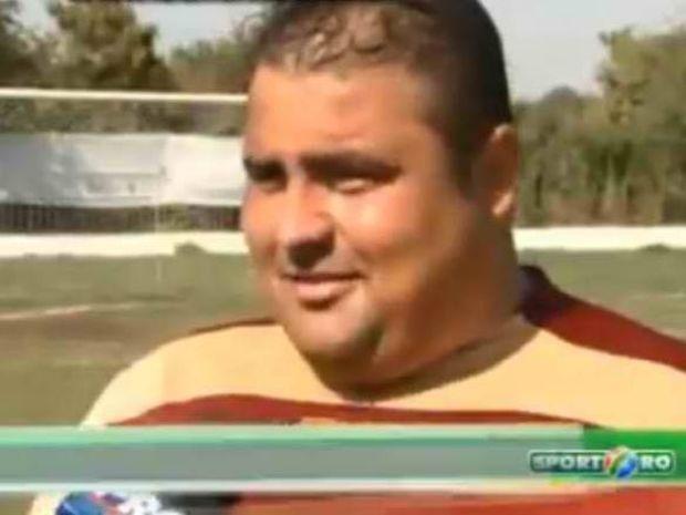Ο πιο... χοντρός τερματοφύλακας (Video)