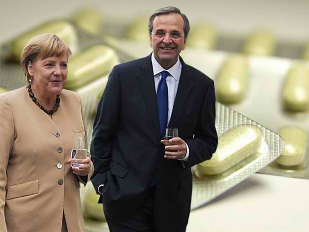 Αναίσχυντη απαίτηση Μέρκελ στον Ελληνα πρωθυπουργό!