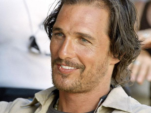 Matthew McConaughey: Το μεγάλο βήμα σε μια κρίσιμη στιγμή