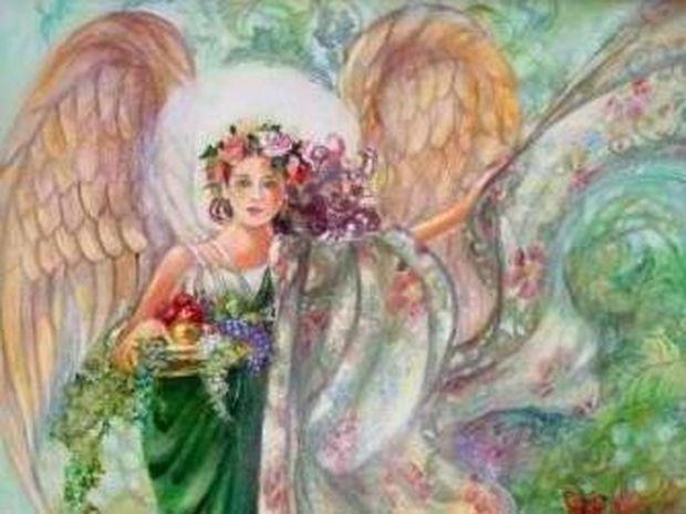 Αναζητάτε την ευτυχία και τη χαρά; Ενεργοποιήστε τον Άγγελο Κχαβακουγιάχ!