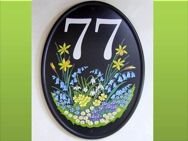Οι λιγότερο συνηθισμένοι κυρίαρχοι αριθμοί: Ο αριθμός 77