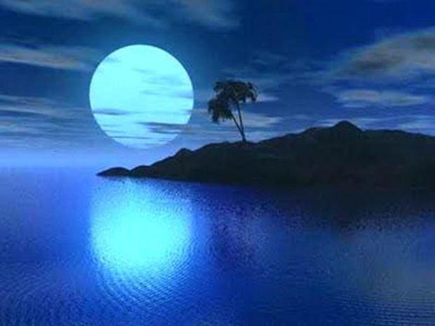 Η Σελήνη έδρα ολύμπιων δυνάμεων