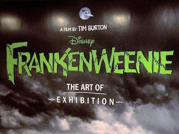 Cine Αστρολογία: Frankenweenie