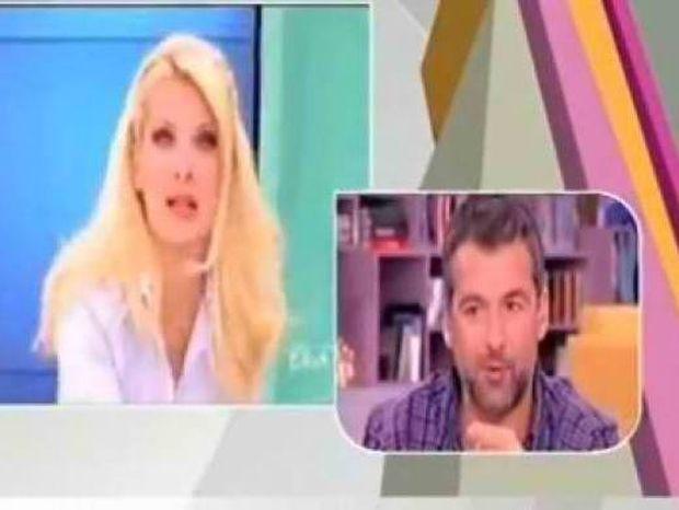 Λιάγκας: «Και εμένα μου έστειλαν sex tape» Πώς αντέδρασε η Σκορδά;