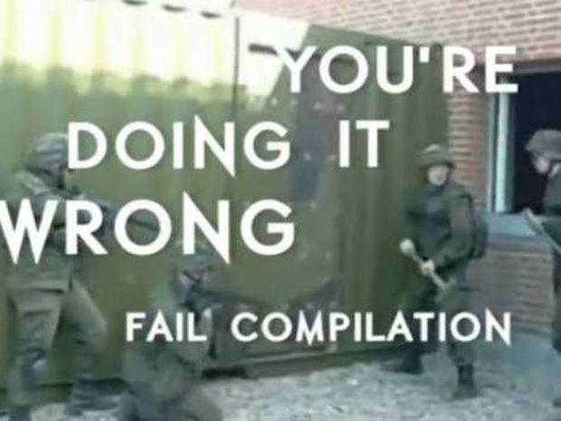 Ξεκαρδιστικό βίντεο: Μεγάλε... Κάτι κάνεις λάθος!