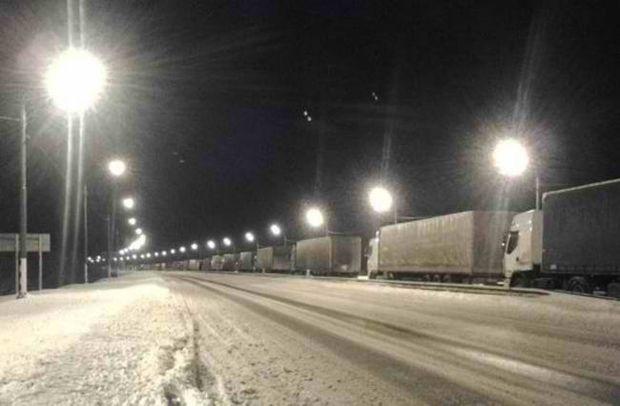Σάλος στη Ρωσία για το μποτιλιάρισμα των 190 χιλιομέτρων