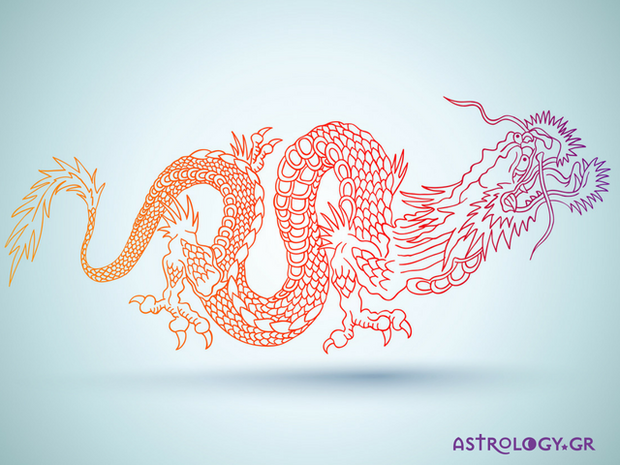 Ζώδια Κινέζικης Αστρολογίας: Ο Δράκος