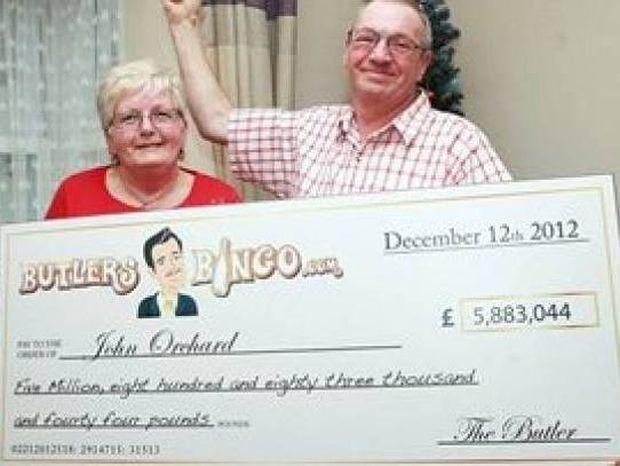 Του χαμογέλασε η τύχη: Πόνταρε 40 λεπτά και κέρδισε 7,2 εκατ. ευρώ!